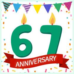 MIDORI 의 67번째 생일! 축하해주세요 ♥